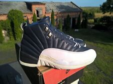 VINTAGE OG NIKE AIR JORDAN XII OBSIDIAN 12 1996 US9.5 27.5CM WITH BOX 1 RARE