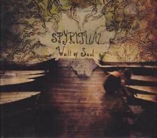 SPYRITUAL = Wall of Soul = CD = ELECTRO JAZZ DOWNTEMPO !!