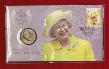 2016 Australia PNC QE II 90th Birthday Machin Portrait - Clearance Price