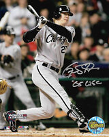 Geoff Blum Signed 8x10 Photo - Chicago White Sox - Autographed 2005 WS Champs 6