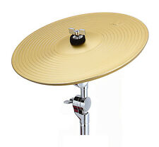 "【XM】13"" ELECTRONIC CYMBAL - GOLD (Without cymbal arm)"