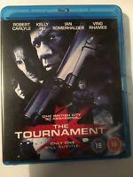 The Tournament Blu Ray Ving Rhames FREEPOST VGC