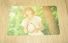 GFriend G-Friend 1st Album Lots Of Love LOL Eunha C Photo Card Official