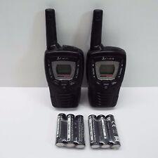 COBRA CXT345 MICROTALK WALKIE TALKIE TWO-WAY RADIO MODEL (LOOK DESCRIPTION) D230