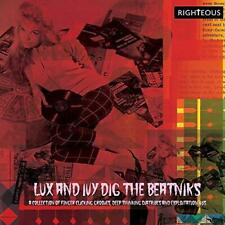 Lux & Ivy's Dig The Beatniks: A Collection Of Finger Lickin' Grooves,  (NEW 2CD)