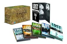 """LOST COMPLETE SERIES COLLECTION 1-6 BOX SET 37 DISC R4 """"NEW&SEALED"""""""