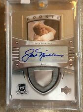 2012-13 Cup Jack Nicklaus Tribute to Sidney Crosby autograph /10. Only 10 made.