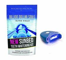 Billion Dollar Smile Ultra Violet Solarium Dents Blanchissant Kit non Peroixde