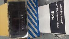 Masushita NAIS Panasonic Panel Meter ALP1102  NEW  LP110