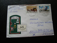 HONGRIE - enveloppe 1995 (cy72) hungary