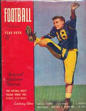 1945 Street Smith Football Yearbook Magazine