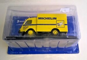 Renault Galion Michelin Tyres Promotional Vehicle 1-43 new still sealed