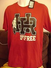 HEADRUSH T-SHIRT-Men's LARGE- NWT! 2 SIDED- -MMA/TAPOUT/UFC/AFFLICTION