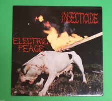 Electric Peace - Insecticide - Barred Records CLN 111 - Made in Canada