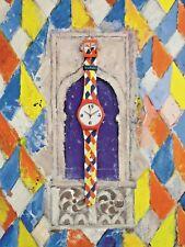SWATCH Biennale Venezia 2019 Limited Edition 2019 ex. THE JOE TILSON VENETIAN