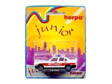 HERPA / BMW 325i Notarzt (White) - On blister card / JUNIOR.