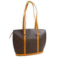 LOUIS VUITTON BABYLONE SHOULDER TOTE BAG MONOGRAM PURSE M51102 VI0916 30727