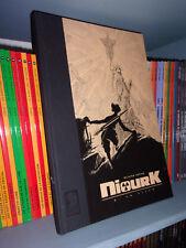 Niourk, 2 La Ville - Tirage de Tête Signé - + Ex-libris - BD