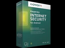 Kaspersky Mobile Security for ANDROID Smartphones 1 Device 1 Year DOWNLOAD