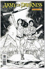 Army Of Darkness #1, Vf+, Sketch Variant, 2012, Vol 3, Horror,more Aod in store