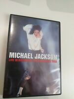 Dvd michael jackson (live in bucharest ;the dangerous tour