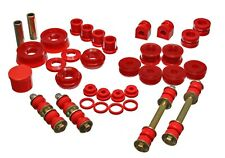 Energy Suspension Bushing Kit-Hyper-Flex fits 03-05 Dodge Neon Red 5.18114R