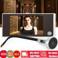 """3.5"""" Digital LCD 120 Degree Peephole Viewer Door Eye Video Doorbell Camera"""