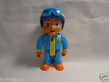 "2006 Dora The Explorer Diego Rescue Pilot PVC Figure 3 3/4"""