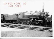 6DD498 RP 1939 MAINE CENTRAL RAILROAD ENGINE #380 BANGOR MAINE