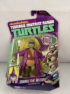 TMNT DONNIE THE WIZARD Teenage Mutant Ninja Turtles Action Figure Playmates 2014