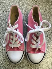 Pink Air Walk Sneakers/Tennis Shoes Girls Size 13.5