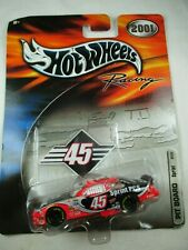 Hot Wheels 1:64 Racing Series 2001 Pit Board- Sprint  #45