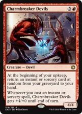 MTG Charmbreaker Devils 153/221 Conspiracy Take the Crown NM Magic the Gathering