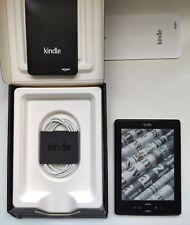 Amazon Kindle 4 eReader eBook Libro Electrónico 4ª generación en perfecto estado