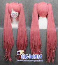 Gundam seed destiny Lacus Clyne Cosplay wig costume ver2 100CM 139A
