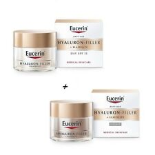 EUCERIN HYALURON FILLER +ELASTICITY Day Cream +  Night Cream Lifting/Firming