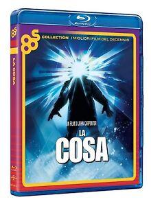 Blu Ray La Cosa - (1982) .....NUOVO