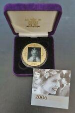 Royal Mint - 2006 The Queens Eightieth Birthday Lenticular Medal