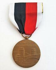 USA Etats Unis Army Occupation Medal