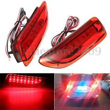 2x LED Bumper Reflector Brake Tail Running Light For Toyota Corolla Lexus CT200h