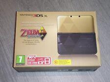Nintendo 3DS XL Zelda: A Link Between World Limited Edition Como nueva