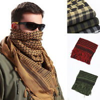 Unisex Lightweight Military Tactical Scarf Desert Army Shawl Wrap Men Scarves