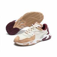 Puma Strom Origin Men Casual Sneakers Shoes RRP £75. UK Size 3-11 Nougat
