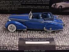 Lancia Astura Tipo 233 Corto 1936 Blue 1:43 MINICHAMPS 437125331
