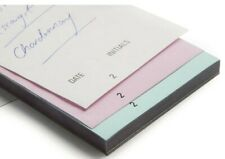 More details for triplicate carbonless restaurant food order pad numbered check pad 6.5