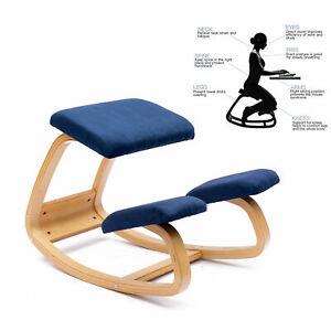 Ergonomischer Kniestuhl Kniehocker kniender Haltungskorrektur Gesundheitsstuhl