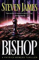 Bishop, Paperback by James, Steven, Like New Used, Free P&P in the UK