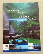 A955-Advertising Pubblicità-1999 - BRAVO SPAGNA