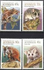 AUSTRALIA Mint stamps Fauna Animals of the high country 1990 avdpz