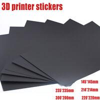 3D Printer Heat Hot Bed Sticker Flexible Platform Build Plate Tape Non-Magnetic